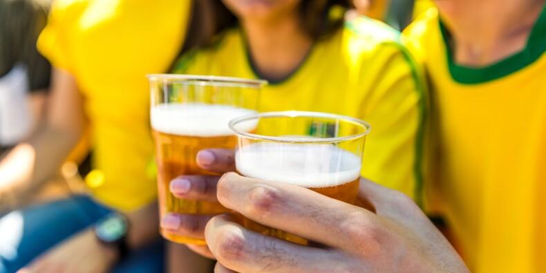 Agnès Buzyn ferme la porte à un retour de la bière au stade