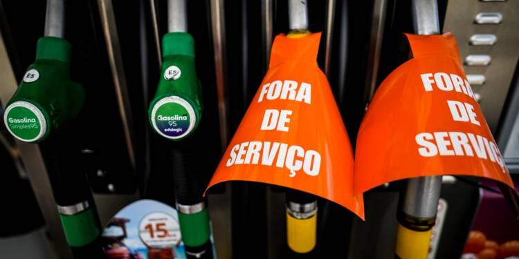 Les stations-service portugaises bientôt à sec ?