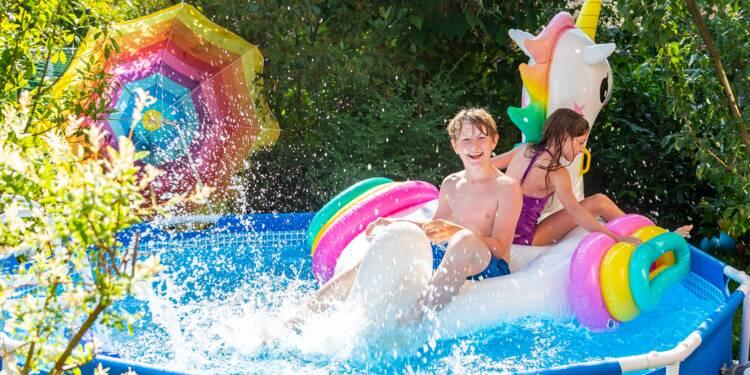 Autoportante, tubulaire, en bois… les alternatives moins chères à la piscine enterrée