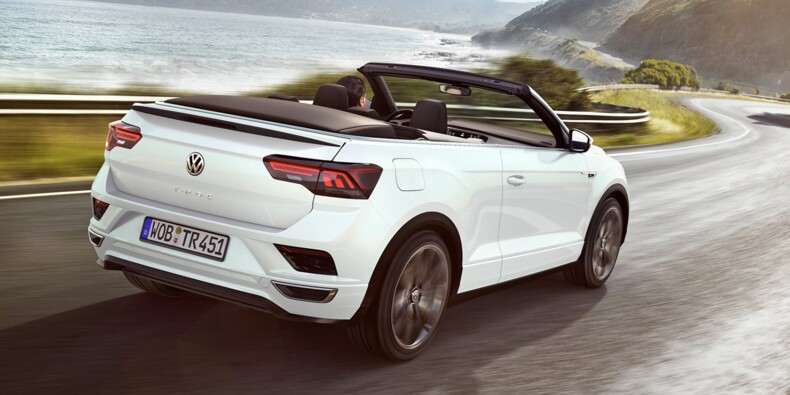 Volkswagen T-Roc Cabriolet : tout savoir sur cette version SUV-Cabrio