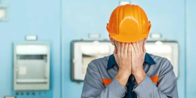 L'industrie bat de l'aile en zone euro