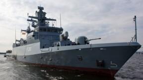 Ce super laser que développe la marine allemande