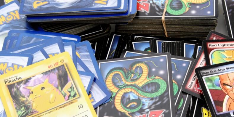 Ces cartes Pokémon se sont arrachées aux enchères