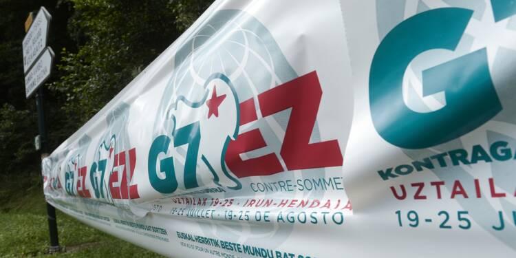 """Le """"contre-sommet"""" se veut l'antithèse d'un G7 """"bunkérisé"""""""