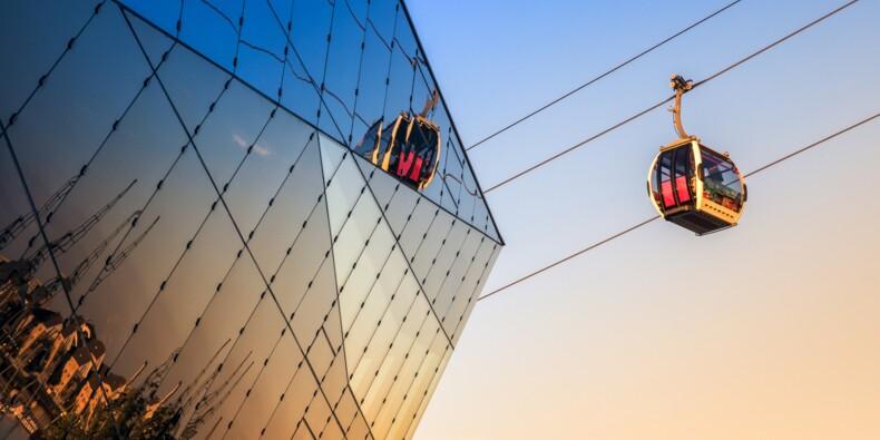 Vous pourrez bientôt relier la Chine et la Russie… en téléphérique
