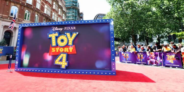 Disney bat de nouveaux records avec Toy Story 4