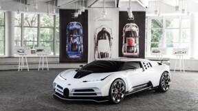 Bugatti Centodieci : tout savoir sur ce modèle exclusif à 8 millions d'euros