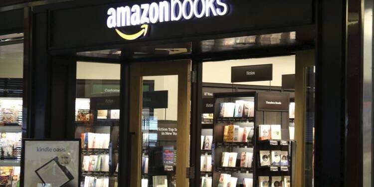 Pourquoi les géants du web ouvrent des boutiques en ville ?