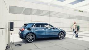 Les Mercedes Classe A et Classe B passent à l'hybride rechargeable
