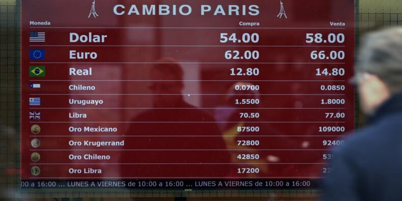 Mission du FMI en Argentine en pleine crise économique
