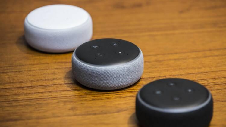 Les enceintes Alexa ou Google sont aussi source d'arnaques