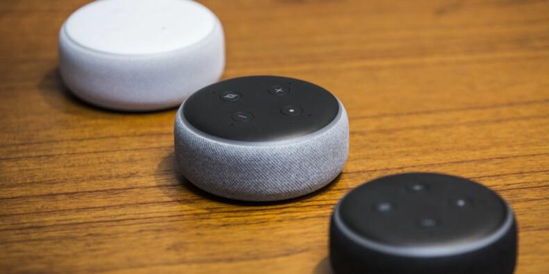 On pourra bientôt payer son essence avec Alexa d'Amazon, aux Etats-Unis
