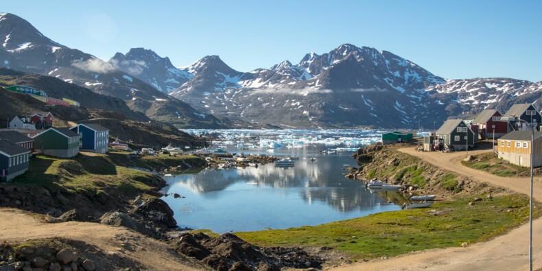 Histoire, or, commerce… ce qu'il faut savoir sur le Groenland (Danemark)