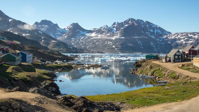 Réchauffement climatique : le Groenland stoppe la recherche de pétrole !