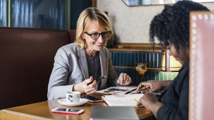 Les conseils d'une coach pour réussir sa reconversion professionnelle