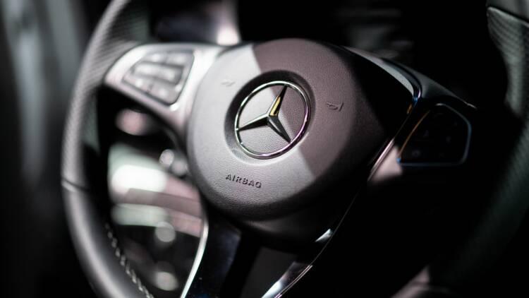 Mercedes admet géolocaliser une partie de ses nouveaux modèles