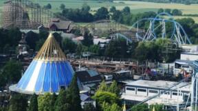 Europa-Park : la chaîne du grand huit casse en pleine montée