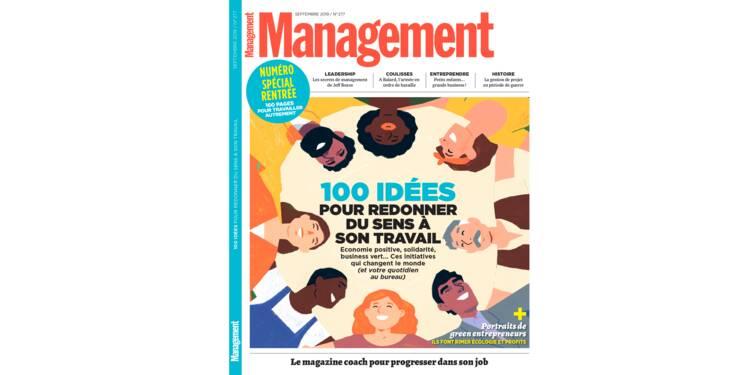 Ce mois-ci dans Management