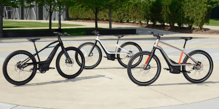 Harley Davidson pourrait bien vous faire craquer avec ses vélos électriques