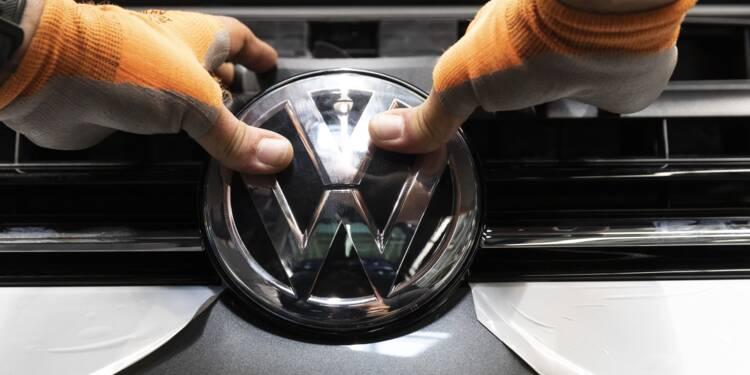 On en sait plus sur le nouveau logo Volkswagen