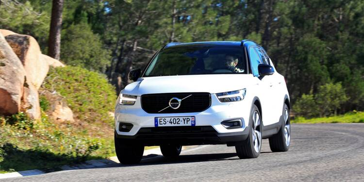 Essai Volvo XC40 T3 Geartronic 8 : la bonne version en essence ?