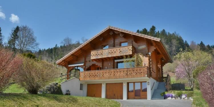 Immobilier : les prix varient du simple au double pour les résidences secondaires en Auvergne et Rhône-Alpes