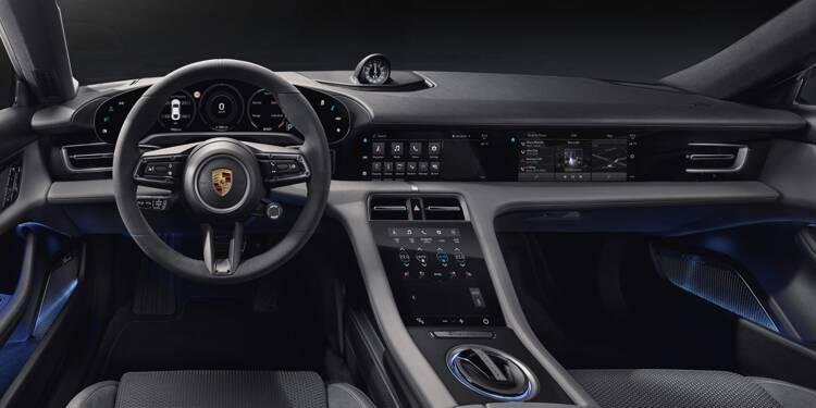 """Porsche Taycan : bienvenue à bord de la voiture électrique """"anti-Tesla"""""""