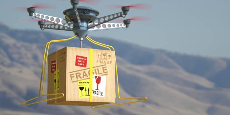 Drones vs hommes : les résultats des premiers crashs tests