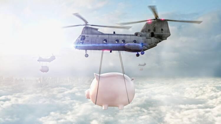 """Faut-il """"rémunérer"""" les ménages pour éviter une crise mondiale ?"""