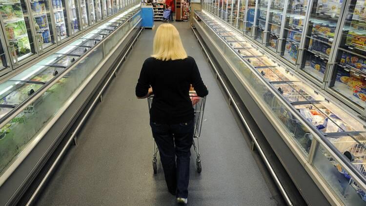 La première ouverture d'un hypermarché sans caissiers a viré au chaos