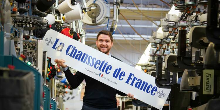 La Chaussette de France : les chaussettes high-tech qui sauvent le made in France