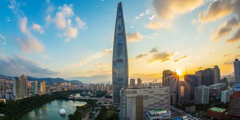 Eoliennes : un gigantesque champ offshore lancé en Corée du Sud