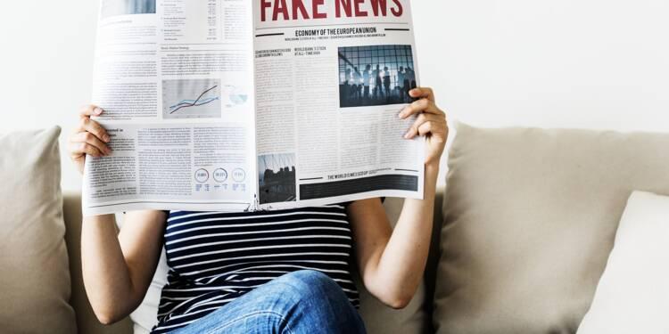 Wiztrust : un label blockchain pour lutter contre les fake news