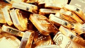 """""""L'or profite des taux d'intérêt négatifs et des incertitudes"""""""