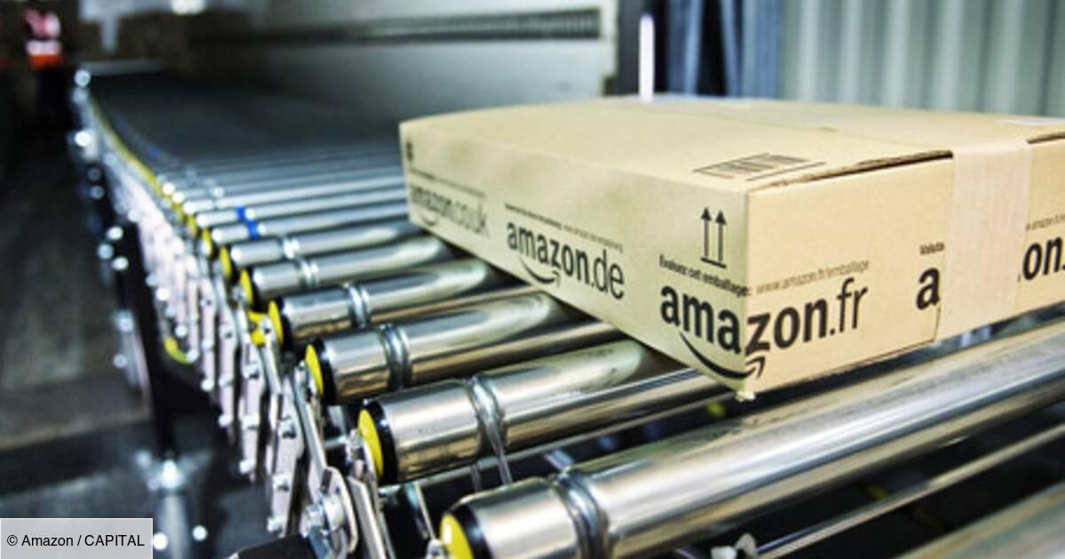 """Amazon a créé une atmosphère de """"coercition"""" et de """"peur des représailles"""", selon le syndicat de la distribution"""