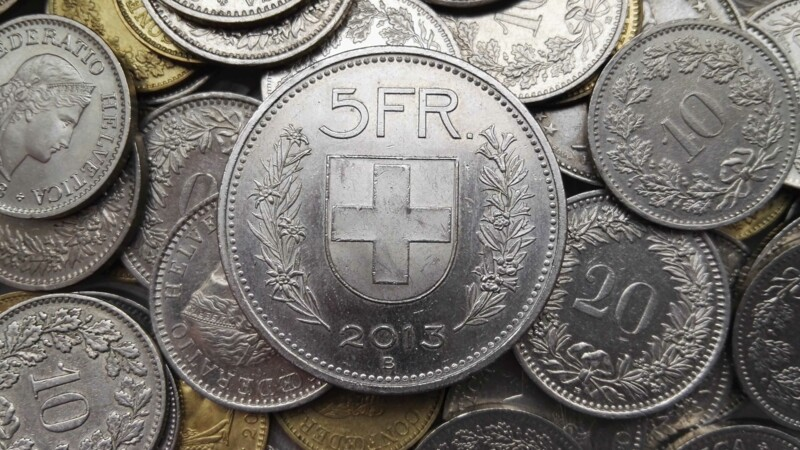 Suisse : pour plomber le franc, la banque centrale a acheté des devises à tour de bras !