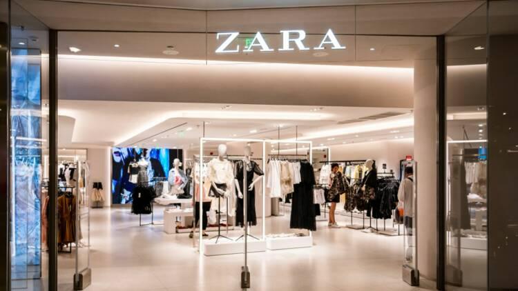 """Chez Zara, on est """"ronde"""" à partir de la taille 40/42"""