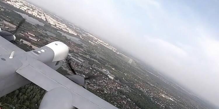 L'Altius-U, le tout nouveau drone espion de l'armée russe
