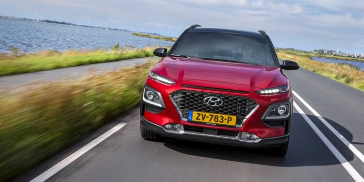 Essai Hyundai Kona Hybrid : premier contact !