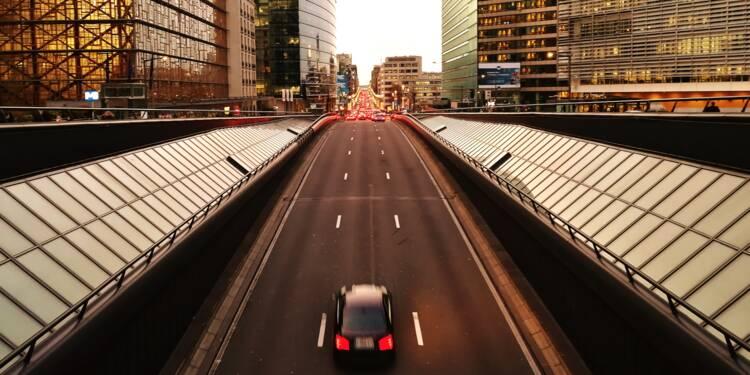 Une nouvelle taxe pour entrer en voiture dans Bruxelles