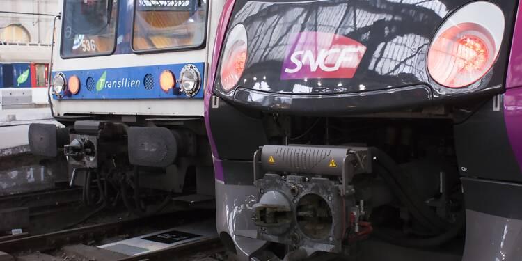 """La SNCF fera rouler des trains à hydrogène """"d'ici deux à trois ans"""""""