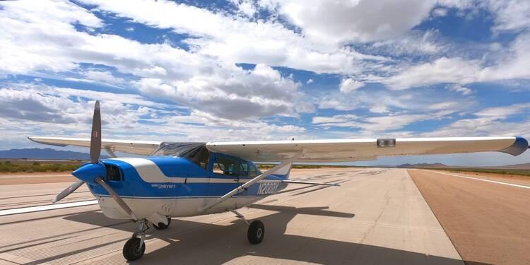 Un robot de l'US Air Force peut piloter n'importe quel avion