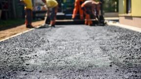 La pénurie de bitume en France fait peser des risques sur les chantiers