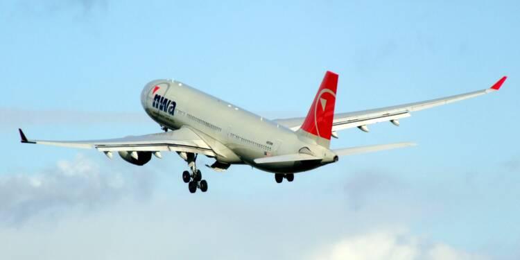 Les taxes sur Airbus font chuter les actions des compagnies aériennes aux Etats-Unis