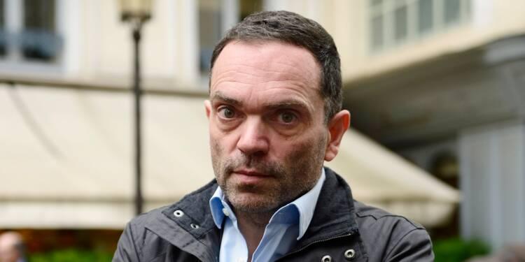 """Yann Moix : premiers chiffres de ventes décevants pour """"Orléans"""", son roman polémique"""