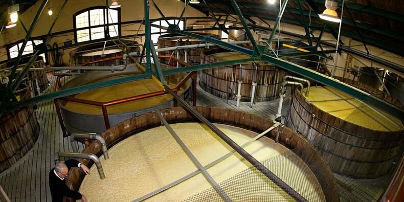 Pernod-Ricard va produire le premier whisky chinois single malt