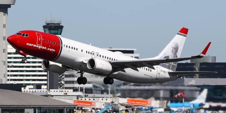 Norwegian demande de l'air à ses créanciers