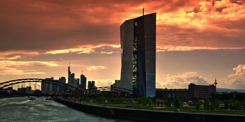 Croissance, inflation... la BCE relève ses prévisions pour l'économie de la zone euro