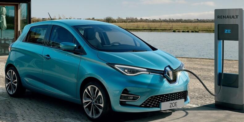 """Voiture électrique : Renault choisit les Hauts-de-France pour ses usines """"ElectriCity"""""""
