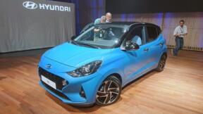 Hyundai i10 (2020) : premières impressions à bord